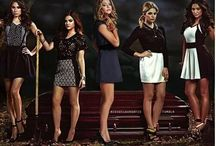 Pretty Little Liars / by 🎀Melissa Miracle🎀