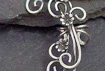 Wire Jewelry Ideas / Wire Jewelry DIY ideas