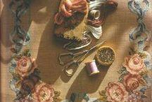 Stitchery I: Cross Stitch / A collection of cross stitch patterns, plus more.