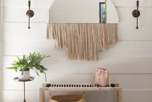 Shabby Modern Chic Industrial Warehouse Living / Inspiration for my future warehouse digs