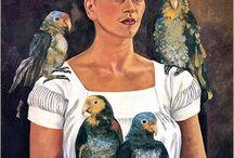 Frida / Frida Kahlo. Tortured genius.