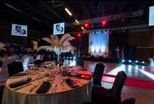 Hollywood themed event / American Chamber of Commerce in Poland - Amcham 25th Anniversary Gala