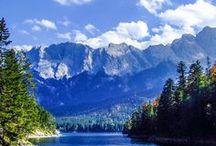 Wandern / Hier sammeln wir schöne Wanderziele, tolle Bergpanoramen und Tipps für Wanderrouten.