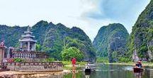 Asien erleben / Wir zeigen dir die schönsten Orte in Asien – von China über die Emirate bis nach Japan.