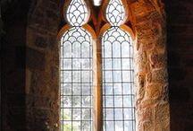 Church Interior/Exterior Ideas
