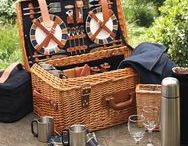 Gone Glamping / I introduced the idea; everyone seemed happy about glamping (glamorous camping). So I'm helping put it together with this useful ideas. I hope it will become tradition in the family.