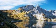 Urlaub in den Bergen / Urlaub in den Bergen: Wir zeigen euch spektakuläre Wanderwege, tolle Hotels und geben euch Restaurant-Tipps. Egal ob Österreich, Schweiz oder Deutschland.