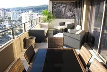 City Living Outdoors / Outdoor furniture for outdoor spaces in the city