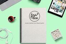 What Alice Found / Painel com minhas peças de design, acessórios e moda. Todas do blog What Alice Found www.whatalicefound.com.br