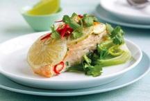 Seafood - Celebrity Slim Recipes