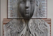 Art Old & New / prints,pics,canvas,sculptures,etc / by Vanessa Hansen-Mills
