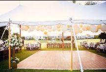 A&M / Hochzeit draussen