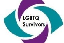 LGBTQ Survivors & Allies / Equality for all, support everyone.