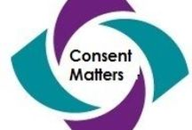 Consent Matters / Ask First. Consent is important.