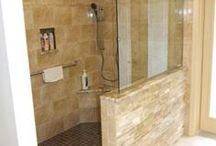 Bathroom Ideas / sunken baths