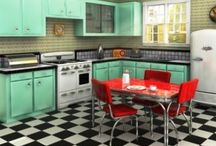 Kitsch Kitchen / by Lottiefrancis