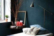 Inspire me with interior design. / Een verzameling van mooie interieur onderdelen