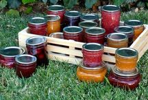 Stuff to Try in the Kitchen Canning / by Michele Sabatino Walsh