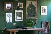 Interior | To work / Workplaces, Workshops, home decor, interior design