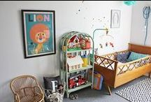 Chambres d'enfants / Ici on partage les ambiances, et décorations de chambres pour enfants qui nous séduisent! #kids #bedrooms #decor  / by BABAYAGA- Vive la déco pour enfants!