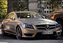 DreamCars / Mercedesy a ostatní vozítka