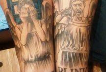 Tattoos / by Ashley Cimkowski