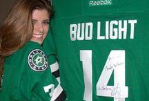 Bud Light Texas - Dallas Stars #UpForWhatever Winner! / You could be the next #UpForWhatever winner, go to www.budlighttexas.com to sign up for their newsletter. #BudLightTX