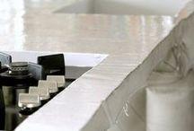 Interior | Surfaces / Interior Design, Floors, Walls, surfaces, tiles, wood, wallpaper