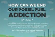 """Climate - Smart Fossil Fuels: Ending our Addiction to Oil Gas Petroleum and """"BigOil"""" Companies / Climate Change Solution: Transition from a global economy that is addicted to Oil, Petroleum, and the Fossil Fuel Industry,  - towards a Clean Energy Economy.  End an economic system, and government subsidies that prop-up this dependency, and financially support more sustainable energy technologies, transportation systems, and liftesyles instead. Wisely utilizing fossil fuels only for very limited purposes as we make the """"Great Transition. """"."""