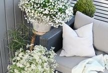 Small Outdoor Spaces / Outfit small outdoor areas for big impact