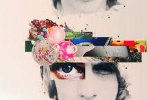 Collage / #art #artwork #collage