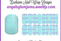 CHEVRON PATTERN Jamberry Nail Art Studio Nail Wrap Designs by Angel's Glam Jams / CHEVRON PATTERN Jamberry Nail Art Studio Nail Wrap Designs by Angel's Glam Jams ORDER HERE: http://angelsglamjams.weebly.com  #chevron #chevronpattern #chevrondesign #jamberry #nas #nailartstudio #nailwraps #nailart