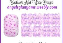 ANIMAL Jamberry Nail Art Studio Nail Wrap Designs by Angel's Glam Jams / ANIMAL Jamberry Nail Art Studio Nail Wrap Designs by Angel's Glam Jams ORDER HERE: http://angelsglamjams.weebly.com/  #animaldesigns #animal #nailwraps #jamberry #nas #nailartstudio