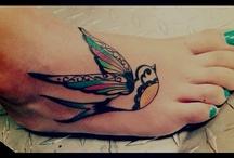 Tattoos / write my name across your heart? :)