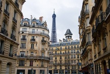PARIS IS ALWAYS A GOOD IDEA / by Karolina Zielona