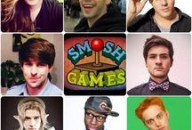 I watch these Youtubers! / by Riff Lik