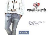 #uomo / #abbigliamento #uomo proposto dai negozi Cash and Cash L'Abbigliamento. Siamo a #Perugia e #CittàdiCastello - #umbria (Italy)
