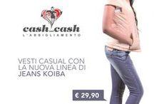 #donna / #abbigliamento #donna proposto dai negozi Cash and Cash L'Abbigliamento. Siamo a #Perugia e #CittàdiCastello - #umbria (Italy)