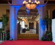 Corporate Event Event Decor & Props / Event enhancements - backdrops, large displays, and other ways to elevate your event.