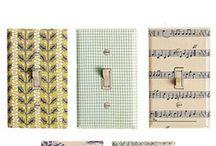DIY Wallpaper Ideas