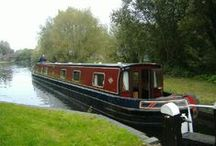 Life Is A Canal Boat / Just Go With The Flow