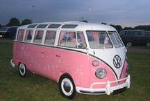 The Iconic Kombi Van / FUN, Road Trips, FUN, Holidays, FUN, Camping, FUN