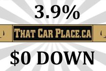 FOR SALE PICS (Cars, Trucks, Vans, Suv's, Sedans, Sport Cars, Convertibles) Discounted Cars On Sale / WWW.THATCARPLACE.CA • Find out why we were voted #1 Best Used Car Dealership 2014-17 • Financing as low as 3.9% • Affordable from $49 weekly (OAC) • Apply for secure financing online www.thatcarplace.ca Or call us Today! THANK YOU LONDON FOR VOTING US#1 1.866.969.1999 519.686.7253 WWW.THATCARPLACE.CA Visit Us at 443 Exeter Road London, ON