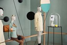 RETAIL WINDOWS & RETAIL INTERIORS / by retail display chimps