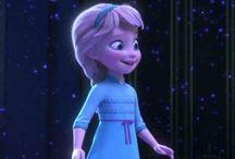 Elsa / Elsa inspiration for my little Elsa