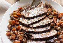 CARNE / #secondi #carne #ricette_carne #beef