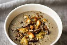 ZUPPE E VELLUTATE / #zuppe #soup #vegan #vellutate