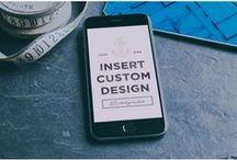 App design/wireframes
