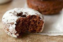 DONUTS / #donuts #ciambelline #ciambelle #ricetta_ciambelle