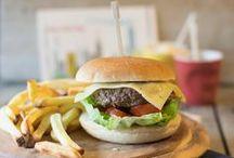 HAMBURGER E PANINI / #hamburger #panino #panini #buffet #panini_per_feste